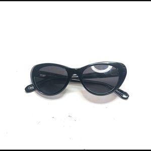 Krewe Irma sunglasses black frame